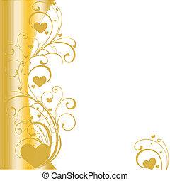 golden vector