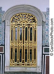 Golden window