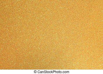 golden yellow background with plenty of glittering luminous glit