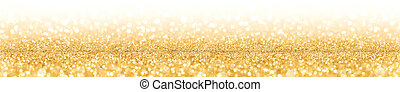 goldenes, glitzer, funkeln