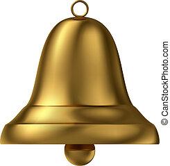 goldenes, glocke