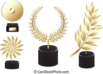 goldenes, satz, auszeichnungen