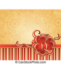 goldenes, weihnachten, hintergrund