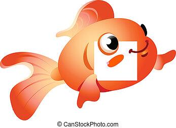 goldfish, icono