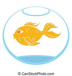Goldfish symbol