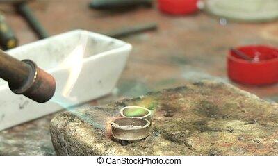 goldsmith, anneau, fonctionnement