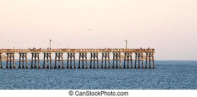 Goleta Pier
