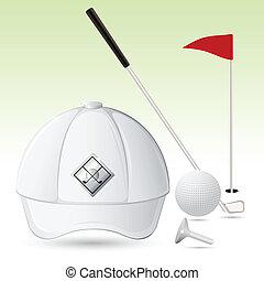 golf, accessori