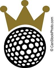 Golf Ball Crown King