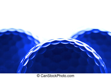 Golf Ball for Sports and Recreation Athletics Health
