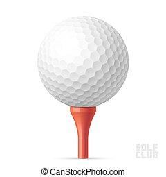 Vector illustration of a red theater curtain on white ... Golf Ball On Tee Clipart