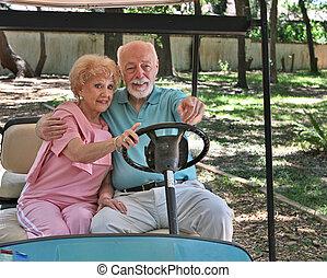 Golf Cart - Sightseeing