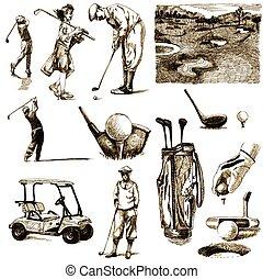 golf, collezione
