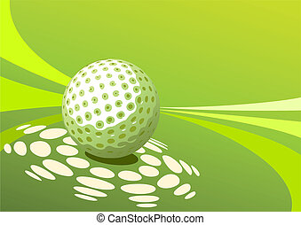 golf, conception