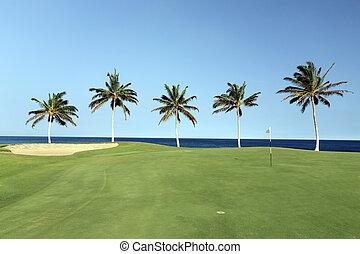 Golf Course, Kona HI