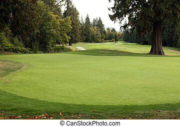 Golf Course - Luxury International Standard - Golf Course -...