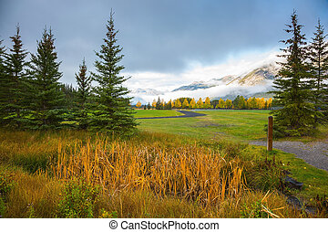 Golf courses in Banff National Park