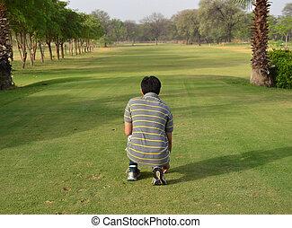 Golf Depth of Field
