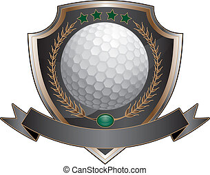 Golf Design Shield