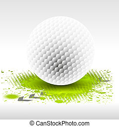 golf, elemento del diseño