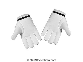 Golf Glove isolated on white background