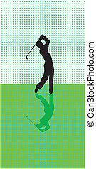 golf, jeux