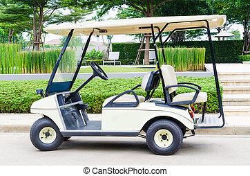 golf kar