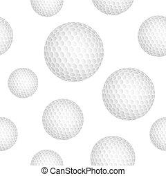 golf labda, háttér