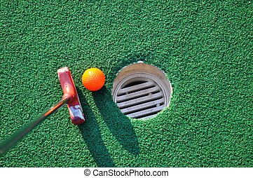golf miniatura