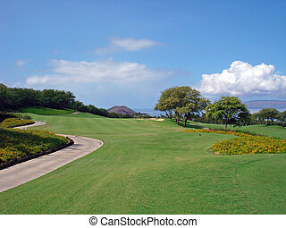 golf, paradiso