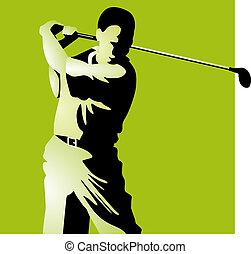 golf-play