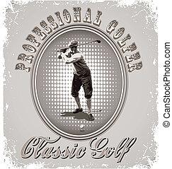 golf professional