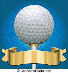 golf, récompense