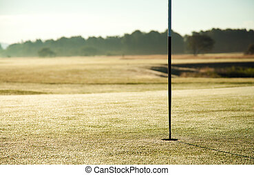 golf sport grass summer norway