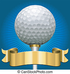 golf, toewijzen