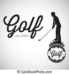 golfe, ícones
