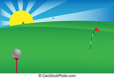 golfe, bandeira 1