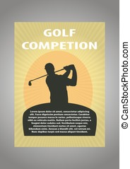 golfe, competion