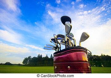 golfe, engrenagem