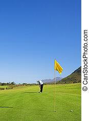 Golfer #44