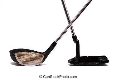 golfowe kluby