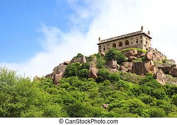 golkonda, φρούριο