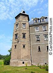 Goluchow castle, Poland