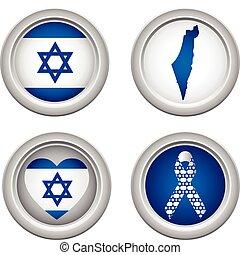 gombok, izrael