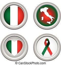 gombok, olaszország