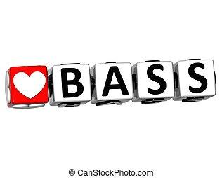 gombol, itt, tömb, 3, szeret, csattant, szöveg, basszus