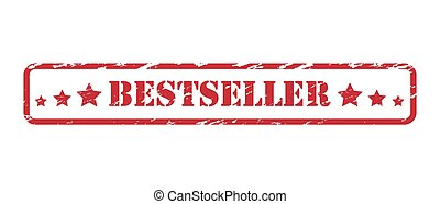 gomma, bestseller, francobollo