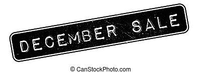 gomma, dicembre, vendita, francobollo
