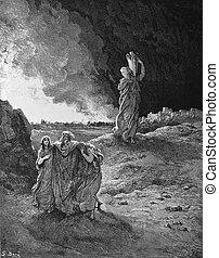 gomorra, sodomand, destrucción