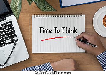 gondol, idő
